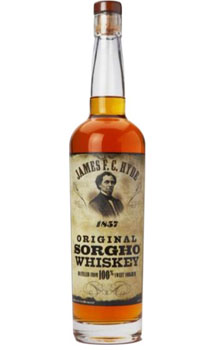 JAMES F.C. HYDE SORGHO WHISKEY