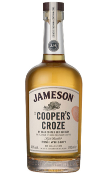 JAMESON IRISH WHISKEY THE COOPER'S