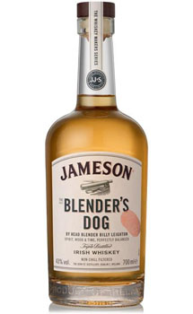 JAMESON IRISH WHISKEY THE BLENDER'S DOG
