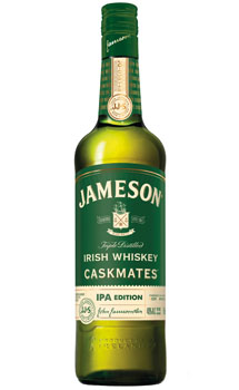 JAMESON IRISH WHISKEY CASKMATES IPA EDITION