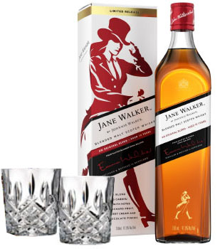 JOHNNIE WALKER BLACK LABEL -750ML J