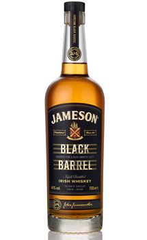 JAMESON BLACK BARREL IRISH SELECT RESERVE