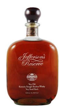 JEFFERSON'S BOURBON RESERVE VERY SM