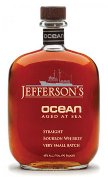 JEFFERSON'S BOURBON OCEAN AGED AT S