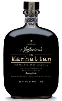 JEFFERSON'S COCKTAIL THE MANHATTAN