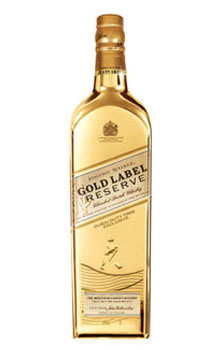 JOHNNIE WALKER SCOTCH GOLD LABEL RESERVE - 750ML
