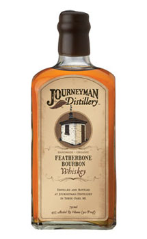 JOURNEYMAN DISTILLERY WHISKEY FEATH