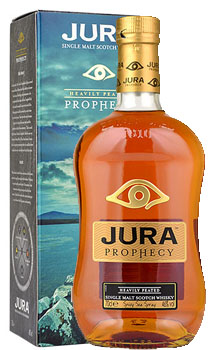 JURA SINGLE MALT SCOTCH PROPHECY -