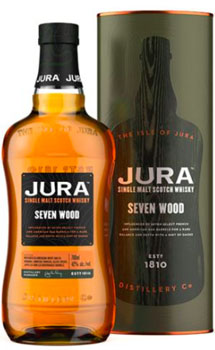 JURA SINGLE MALT SCOTCH STEVEN WOOD