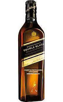 JOHNNIE WALKER DOUBLE BLACK SCOTCH