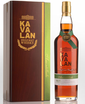 KAVALAN SOLIST WHISKY SINGLE MALT A