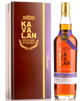 KAVALAN SOLIST WHISKY SINGLE MALT M
