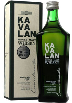 KAVALAN WHISKY SINGLE MALT CONCERTM