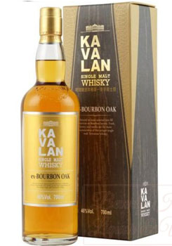 KAVALAN WHISKY SINGLE MALT EX-BOURB