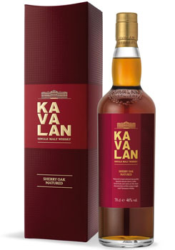KAVALAN WHISKY SINGLE MALT SHERRY O