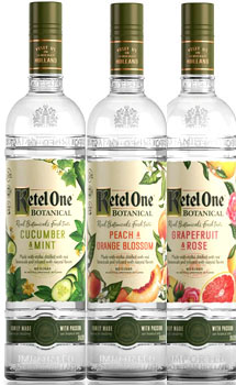 KETEL ONE BOTANICAL 3 PACK