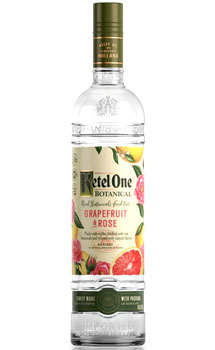 KETEL ONE BOTANICAL GRAPEFRUIT & RO