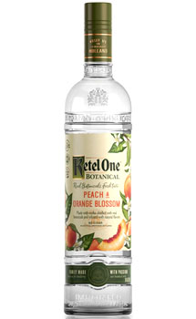 KETEL ONE BOTANICAL PEACH & ORANGE