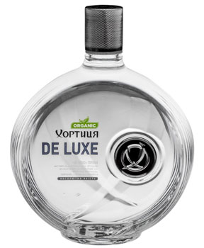 KHORTYTSA VODKA DE LUXE