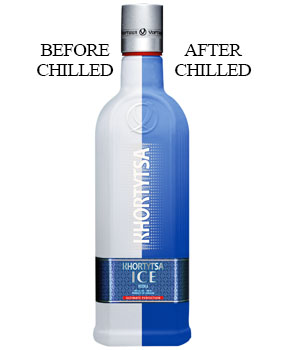 KHORTYTSA VODKA ICE