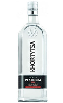 KHORTYTSA VODKA PLATINUM
