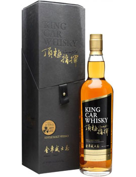 KING CAR WHISKY SINGLE MALT CONDUCT