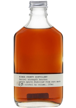 KINGS COUNTY BOURBON BARREL STRENGTH - 375ML