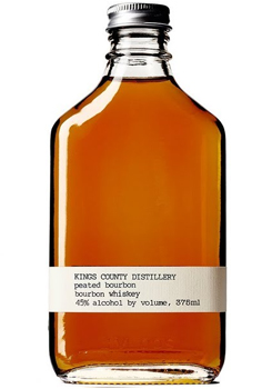 KINGS COUNTY BOURBON PEATED - 375ML