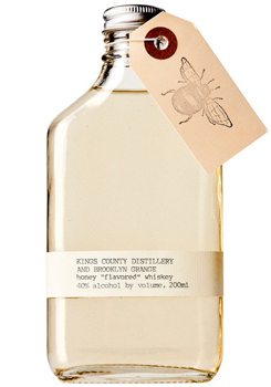 KINGS COUNTY WHISKEY HONEY - 375ML