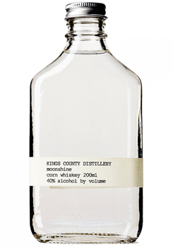 KINGS COUNTY MOONSHINE - 375ML
