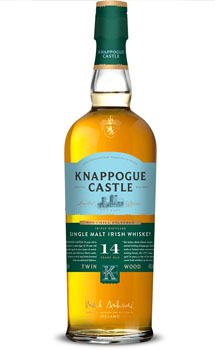 KNAPPOGUE CASTLE IRISH WHISKY SINGL