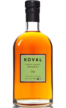 KOVAL OAT WHISKEY SINGLE BARREL