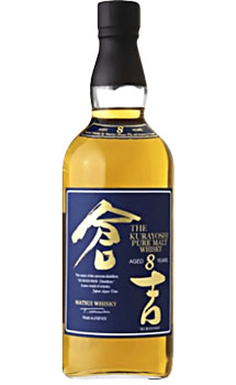 THE KURAYOSHI WHISKY MALT 8 YEAR OL