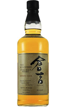 THE KURAYOSHI WHISKY MALT SHERRY CA