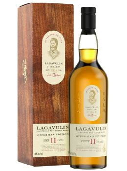 LAGAVULIN 11 YEAR OLD SINGLE MALT S