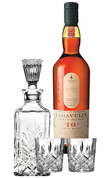 LAGAVULIN 16 COLLABORATION GIFT SET