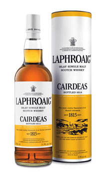 LAPHROAIG SCOTCH SINGLE MALT CAIRDE