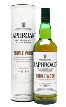 LAPHROAIG SCOTCH SINGLE MALT TRIPLE