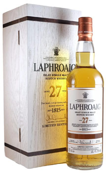 LAPHROAIG SCOTCH SINGLE MALT 27 YEA