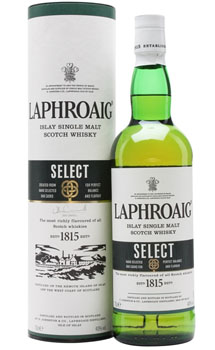 LAPHROAIG SCOTCH SINGLE MALT SELECT