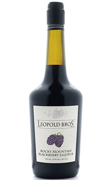 LEOPOLD BROS LIQUEUR ROCKY MOUNTAIN BLACKBERRY LIQUEUR