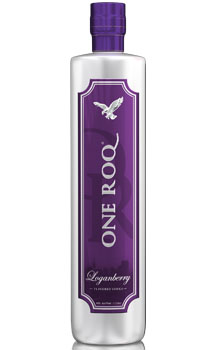 ONE ROQ VODKA LOGANBERRY - 1 LITER