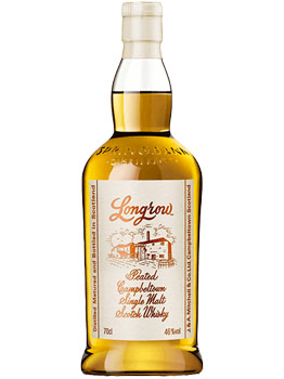 LONGROW SCOTCH SINGLE MALT PEATED -
