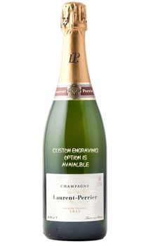 LAURENT PERRIER BRUT NV CHAMPAGNE -