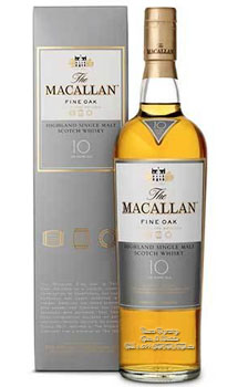 THE MACALLAN 10 YEAR OLD SINGLE MAL