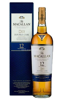 THE MACALLAN SCOTCH SINGLE MALT 12