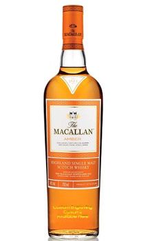 MACALLAN SCOTCH SINGLE MALT AMBER C