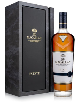 THE MACALLAN ESTATE SINGLE MALT SCOTCH - 750ML