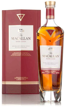 THE MACALLAN RARE CASK SINGLE MALT - 750ML