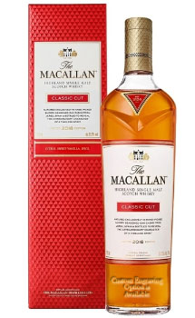 THE MACALLAN CLASSIC CUT 2019 EDITION -750ML LIMITED EDITION CUSTOM ENGRAVED